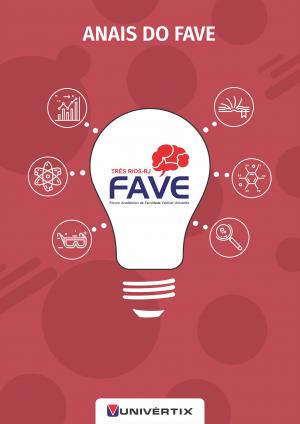 Revista FAVE - CapaTR2019